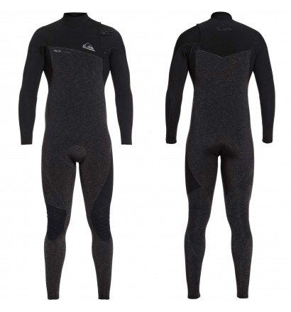 Wetsuit Quiksilver Highline 4/3mm Zipless