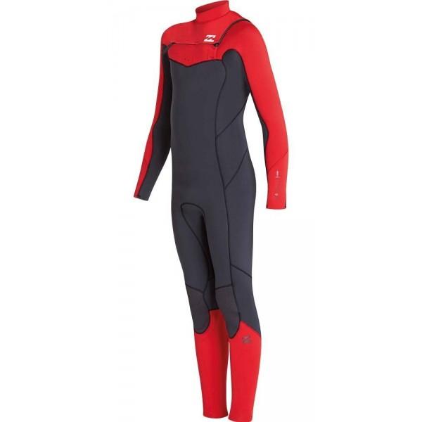 Imagén: Wetsuit Billabong Furnace Absolute Junior 3/2mm