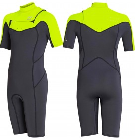 Wetsuit shorty Billabong Abslolute CZ Junior