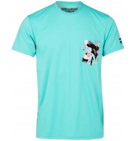 T-Shirt anti UV Billabong Trademark