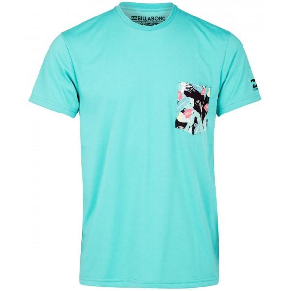 Imagén: Camiseta UV Billabong Team Pocket
