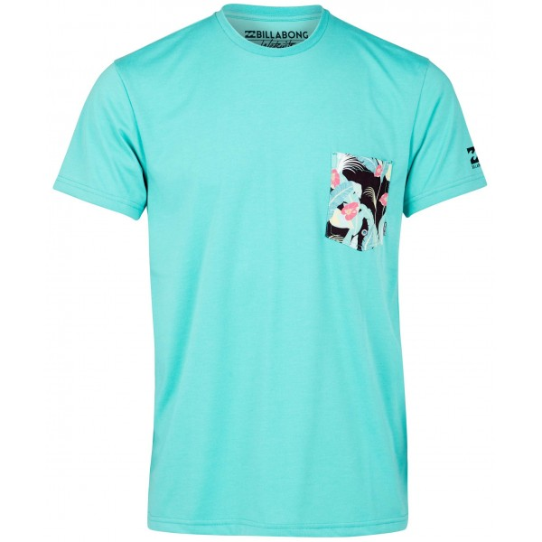Imagén: UV Tee Shirt Billabong Team Pocket