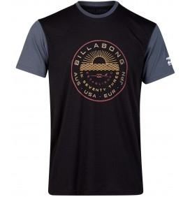 T-shirt UV Billabong Trademark
