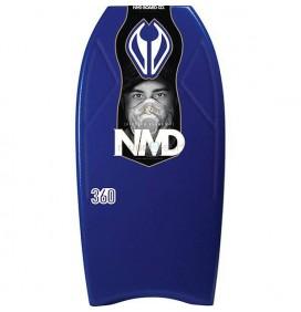 Tabelle NMD bodyboard 360 PE-HD