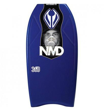 Tabla de bodyboard NMD 360 PE HD