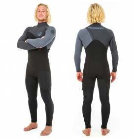 Neopren Rip Curl Flash Bomb 3/2mm Zip-Free