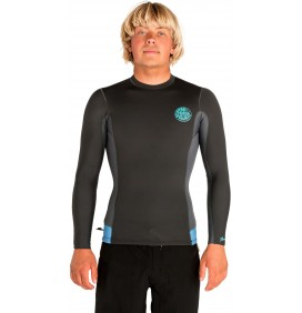 Top muta surf Rip Curl Aggrolite 1,5 mm LS