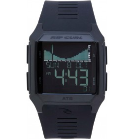 Rip Curl Rifles Tide watch Gunmetal