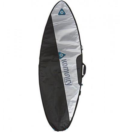 Housse de surf Komunity Single Lightweight traveller