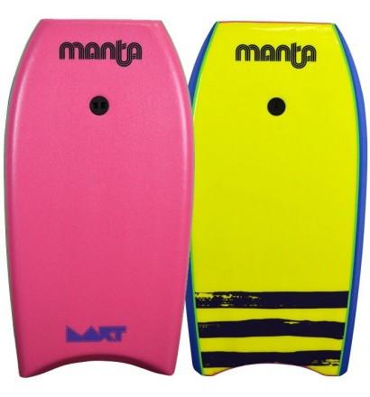 Tabla de bodyboard Manta Dart