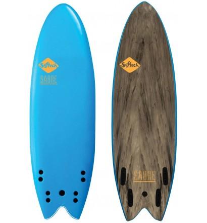 Planche de surf Softech Handshaped Quad