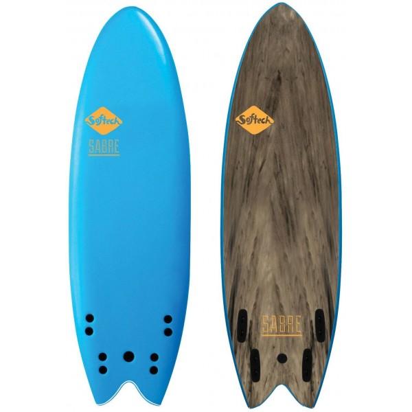 Imagén: Tabla de surf Softech Sabre Quad
