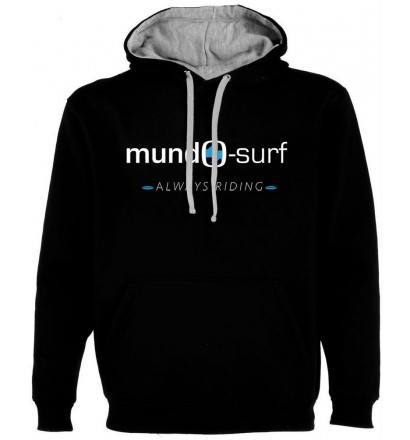 Sweatshirt Mundo-Surf