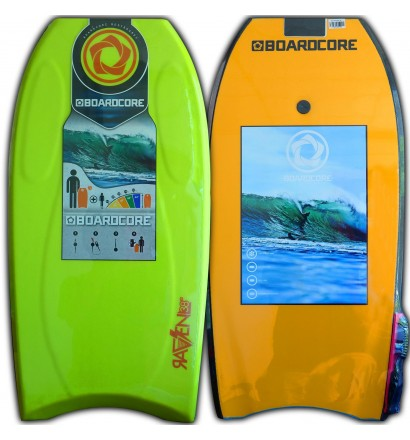 Bodyboard Boardcore Raven