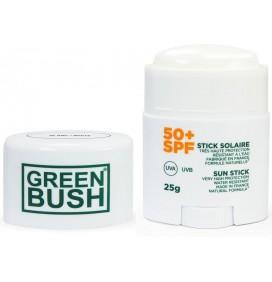 Stick solar Green Bush SPF 50