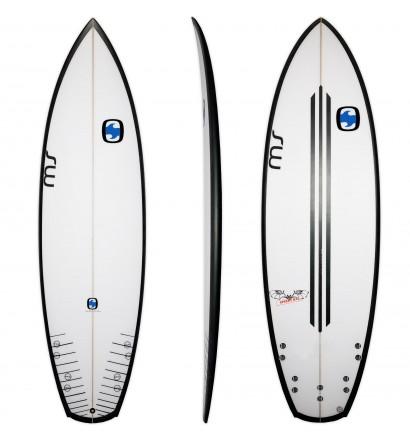 Planche de surf MS Speedy Bat