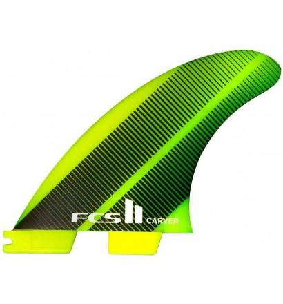 Dérives de surf FCSII Carver Neo Glass