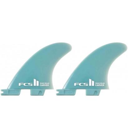 Dérives de surf arrière pour Quad FCSII Carver Rear