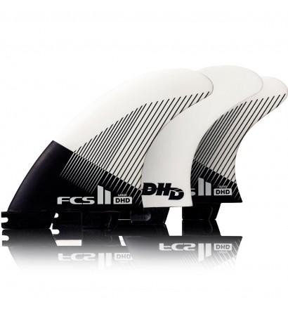 Fins FCS II DH PC Tri-Quad