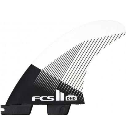 Ailerons de surf FCS II DH PC