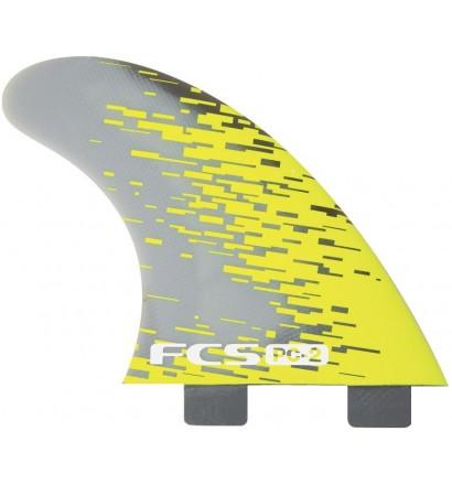 Quilhas surf FCS PC