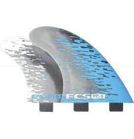 Ailerons de surf FCS PC Quad