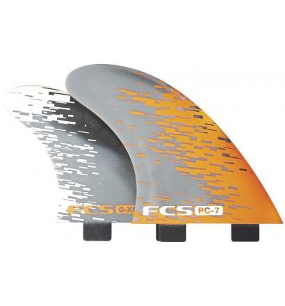 Quilhas surf FCS PC Quad