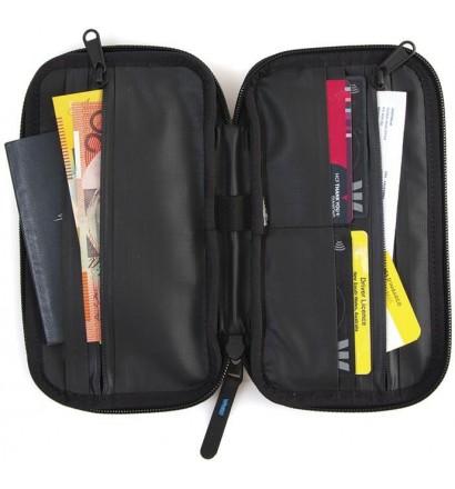 Portefeuille FCS Travel Wallet