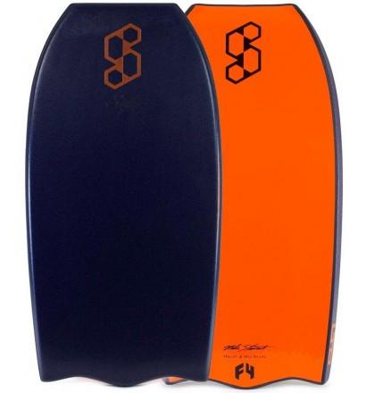 Bodyboard Science Style LTD Delta Quad Vent