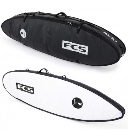 Capas de surf triplo FCS Travel 3 All Purpose