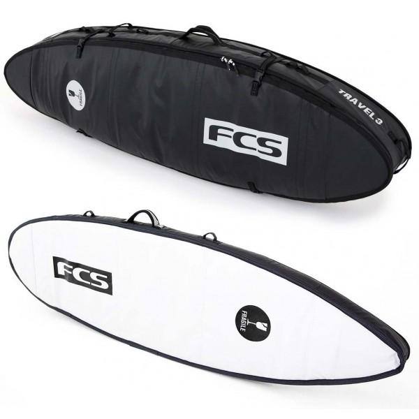 Imagén: Boardbag FCS triple Travel 3 All Purpose