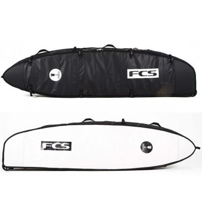 Boardbag FCS triple Travel 3 wheelies Funboard