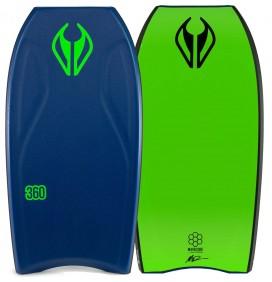 Bodyboard NMA 360 HD-PE