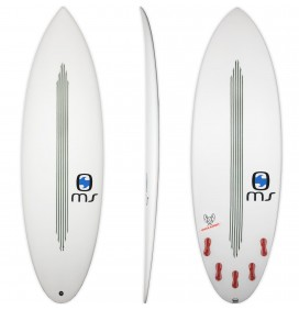 Tavola da surf MS Speed Rabbit CFE