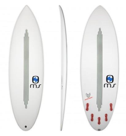 Surfbrett MS Speed Rabbit CFE