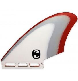 Quilhas de surf MS Twin Futures