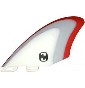 Ailerons de surf MS Twin Click Tab