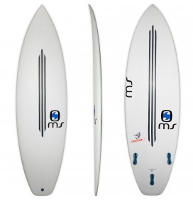 Surfboard MS Crazy Fish Squash CFE