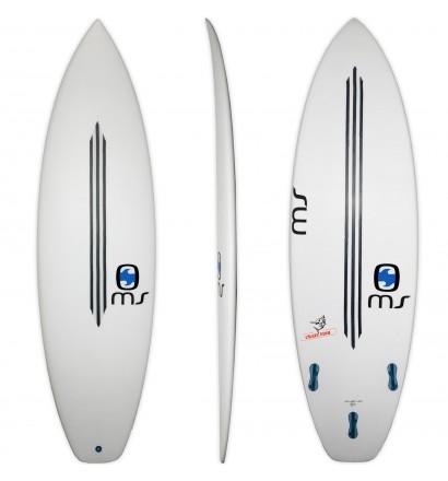 Tabla de surf MS Crazy Fish Squash CFE