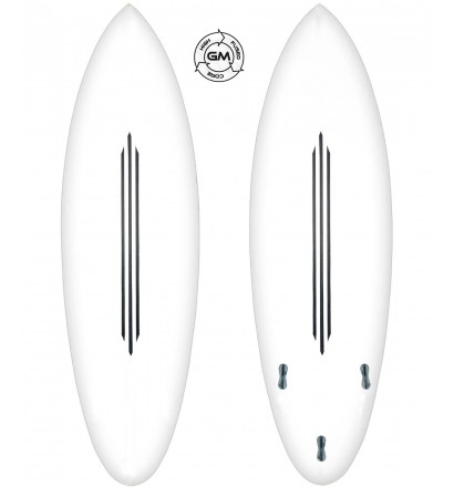 EPS Blank with Pre shape model 4