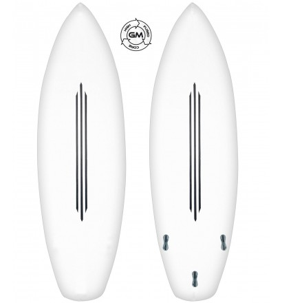 EPS Blank with Pre shape model 8