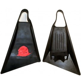 Vinnen Bodyboard Viper Delta 2.0 Clark Little zwart