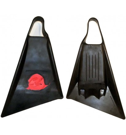 Bodyboard fins Viper Delta 2.0 Clark Little Black