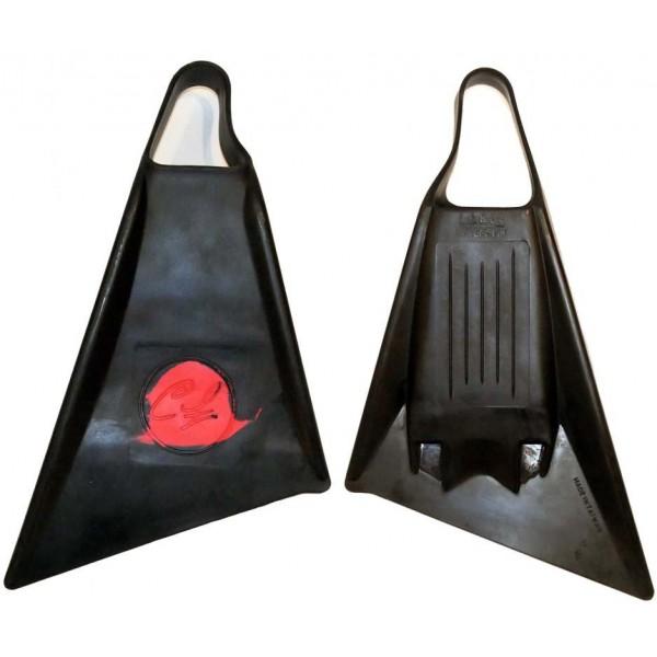 Imagén: Bodyboard fins Viper Delta 2.0 Clark Little Black