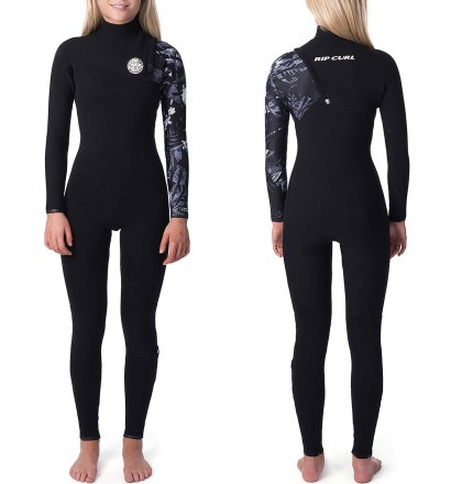 Wetsuit Rip Curl G-Bomb 4/3mm Zip Free