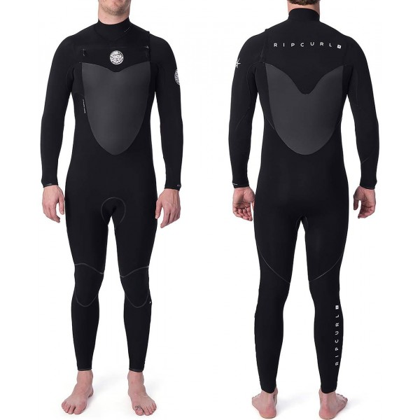 Imagén: Traje de neopreno Rip Curl Flash-Bomb 4/3mm Chest-Zip