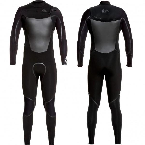 Imagén: Wetsuit Quiksilver Syncro Plus 4/3mm CZ