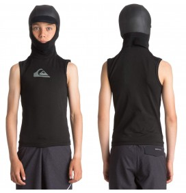 Quiksilver Syncro vest with hood Junior