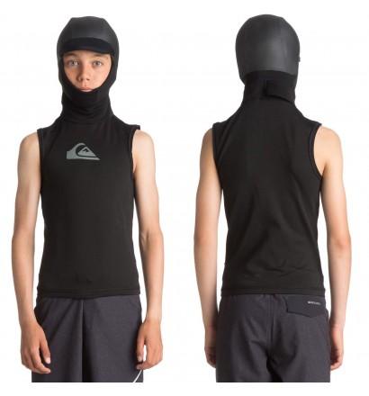 Quiksilver Syncro vest with hood Junior