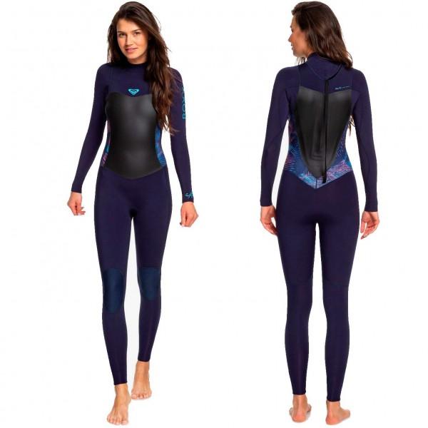 Imagén: Roxy Syncro Series 4/3mm Wetsuit BZ
